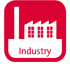 Piktogramm_Industry_rot